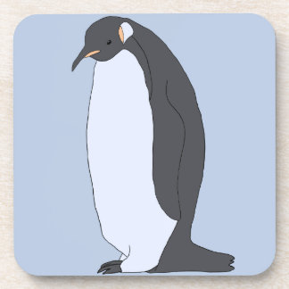 Big Penguin Beverage Coaster