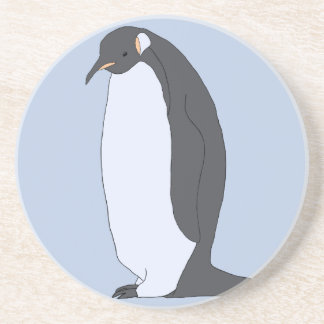 Big Penguin Drink Coaster