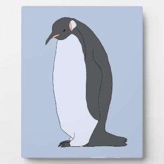 Big Penguin Plaque