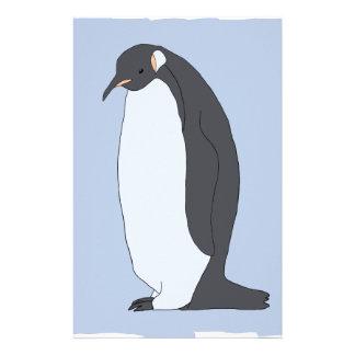 Big Penguin Stationery