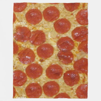 big pepperoni pizza blanket