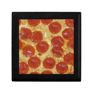 big pepperoni pizza gift box