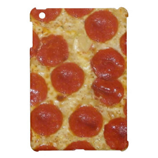 big pepperoni pizza iPad mini cover