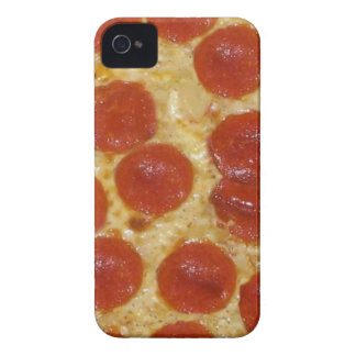 big pepperoni pizza iPhone 4 cover