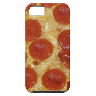 big pepperoni pizza iPhone 5 cases