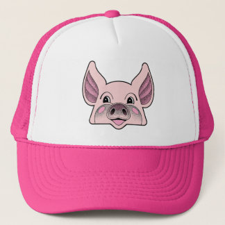 Big Pig Trucker Hat