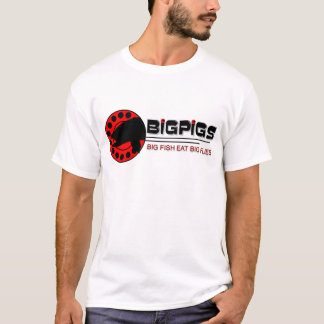 Big Pigs Fly Fishing T-Shirt