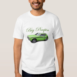 BIG Pimpin AMC Gremlin Lowrider Tee Shirts