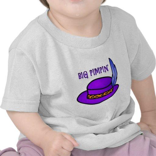 Big Pimpin' Tee Shirts