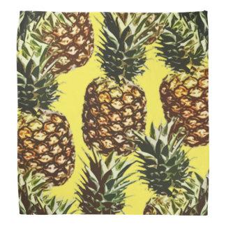 big pineapples (BGC transparent) Bandana