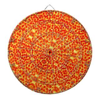 Big Pizza Pattern Dartboard