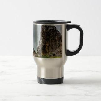big point little point travel mug