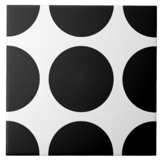 Big Polka Dots Tile