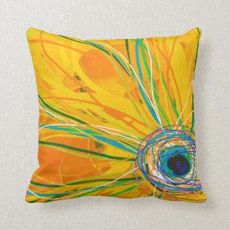 Big Pop Floral Pillow