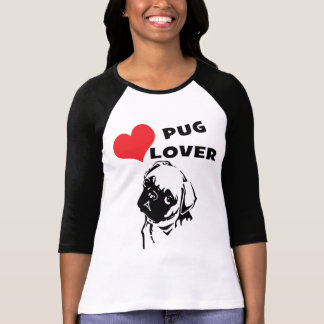 Big Pug Love Team Tee