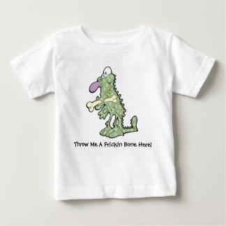 Big Purple Nose Dinosaur Baby Jersey T-shirt