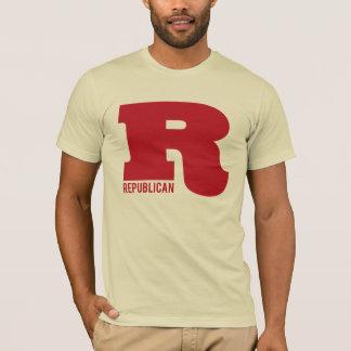 Big R - Republican T-Shirt