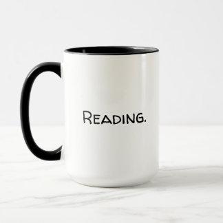 Big Reading Mug