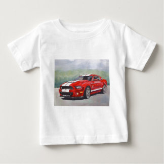 Big Red Baby T-Shirt