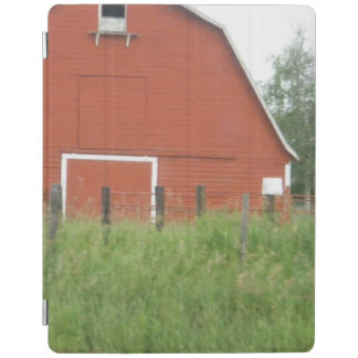 Big Red Barn iPad Cover