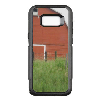 Big Red Barn OtterBox Commuter Samsung Galaxy S8+ Case