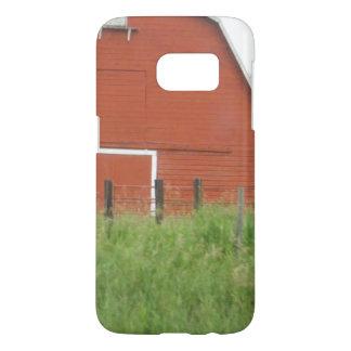 Big Red Barn Samsung Galaxy S7 Case