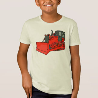 Big Red Bulldozer T-Shirt