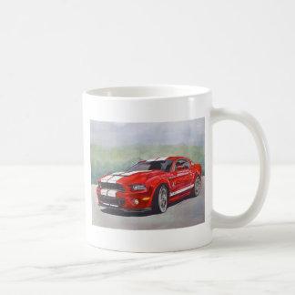Big Red Coffee Mug