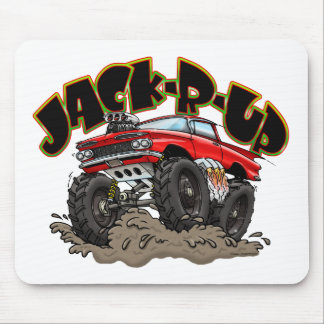 Big_Red_El_Camino.png Mouse Pad