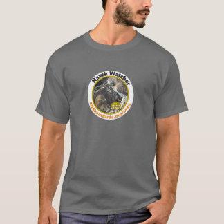 "Big Red & Ezra ""Hawk Watcher"" Photo T-Shirt"