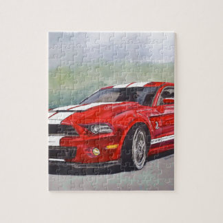Big Red Jigsaw Puzzle