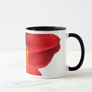 Big Red Lily Mug