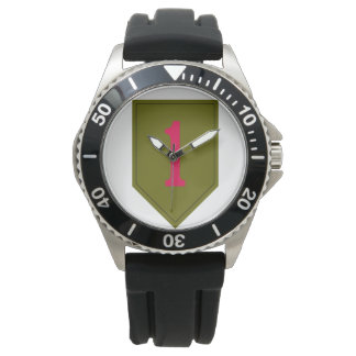 Big Red One 1st Infantry Division watch