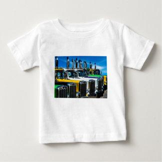 Big Rigs Baby T-Shirt