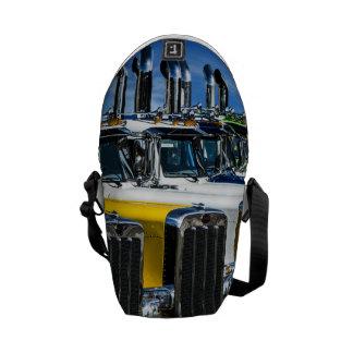 Big Rigs Messenger Bag