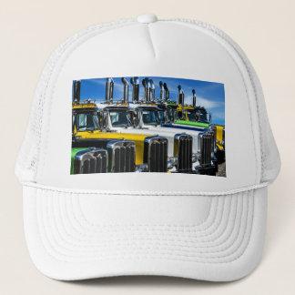Big Rigs Trucker Hat