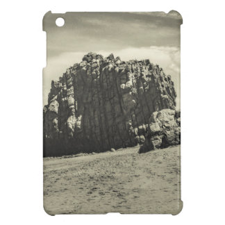 Big Rock at Praia Malhada Jericoacoara Brazil iPad Mini Cases