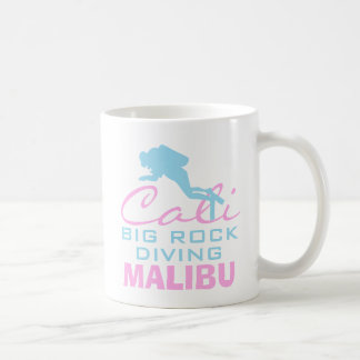 Big Rock Diving Coffee Mug