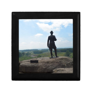 Big Round Top in Gettysburg Jewelry Box