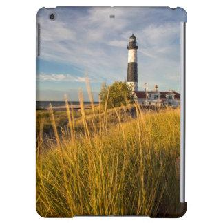 Big Sable Point Lighthouse On Lake Michigan iPad Air Case