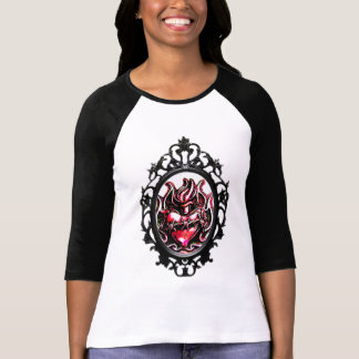 big sacred heart frame shirt