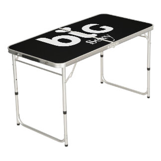 Big Sexy Tailgate Beer Pong Table