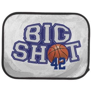 Big Shot Basketball Car Mat