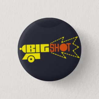 big shot records 1 inch round button