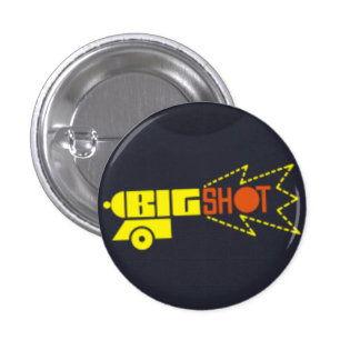 big shot records 1 inch round button