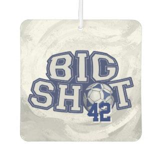 Big Shot Soccerball Air Freshener