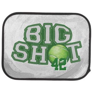 Big Shot Tennis Ball Car Mat