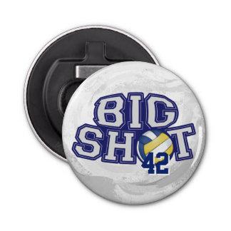 Big Shot Volleyball Bottle Opener