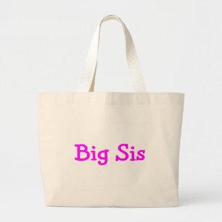 Big Sis Large Tote Bag