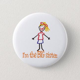 Big Sister 2 Inch Round Button